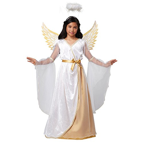 California Costumes Guardian Angel Child Costume, Medium