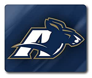 NCAA Akron Zips Rectangle Mouse Pad by eeMuse
