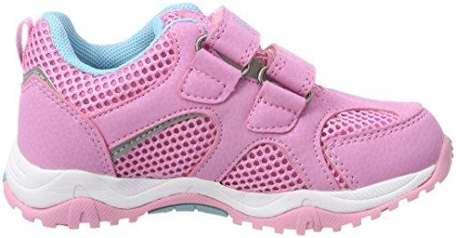 Richter Kinderschuhe Mädchen Future Trekking-& Wanderhalbschuhe Pink (Candy)
