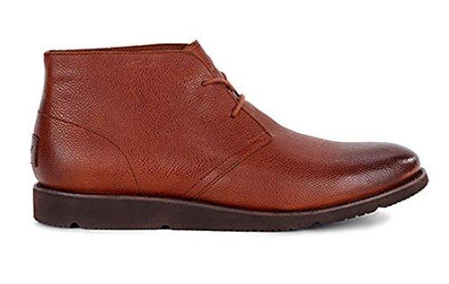 Ugg Mens Blackwell Scotch Korn Chukka Boots Cognac