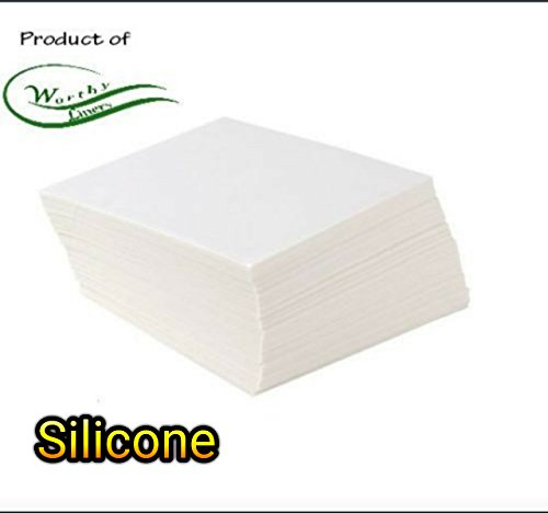 Worthy Liners Silicone Parchment Squares