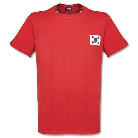 (copa 1970's South Korea Home Retro Shirt - XXL)