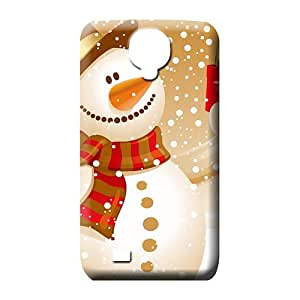 samsung galaxy s4 cases Hot Protective Stylish Cases phone cover case Snowman
