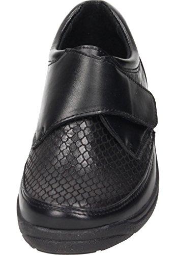 Comfortabel Women's Loafer Flats Black vPBlW7hY