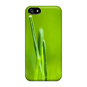 Special Design Back Grass Phone Cases Covers For Iphone 5/5s