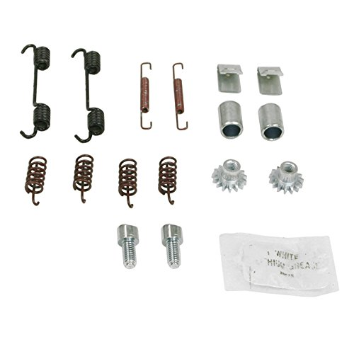 Beck Arnley 084-1832 Emergency Brake Shoe Hardware