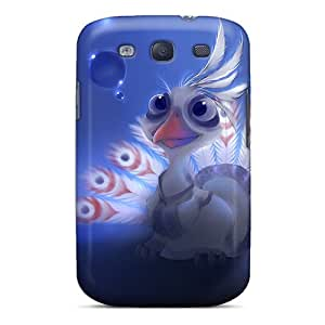 Fashionable Style Case Cover Skin For Galaxy S3- Little Shen