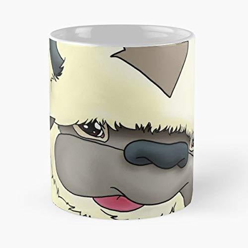 Best Gift Ceramic Coffee Mugs Appa Avatar The Last Airbender Skybison