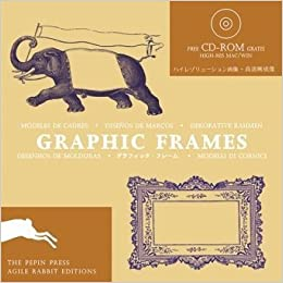 Graphics Frames (1 livre + 1 CD-Rom)