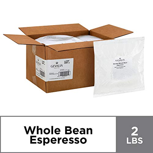 (Gevalia Whole Bean Espresso Coffee (2 lbs Bags, Pack of 4))