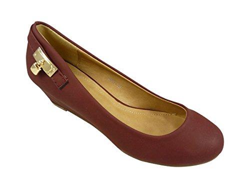 Zapatos rojos formales Chaussmaro para mujer MhYXIe9LkM