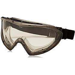 Pyramex Capstone Gris directo/Indirecto–Gafas de esquí con lente de antiniebla transparente