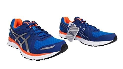Asics Performance excel33 Gel Blau Orange Herren 2 Weiß Sneaker rwZqrC