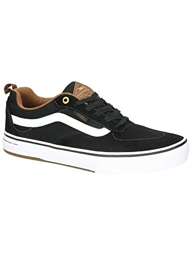 Vans Men's Kyle Walker Pro Skate Shoe Black White Gum real outlet Manchester best store to get ATRw6r