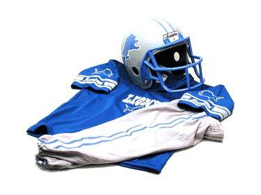 Franklin Sports NFL Detroit Lions Youth Team Uniform Set, Small