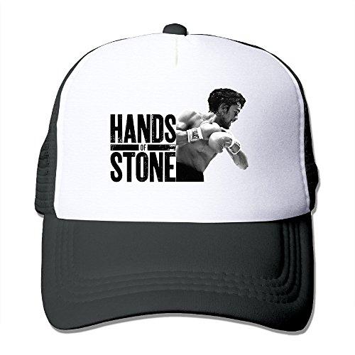 (Hotgirl4 Hands Of Stone HERO Baseball-caps Mesh Back Adjustable Cap 1 Size Black)