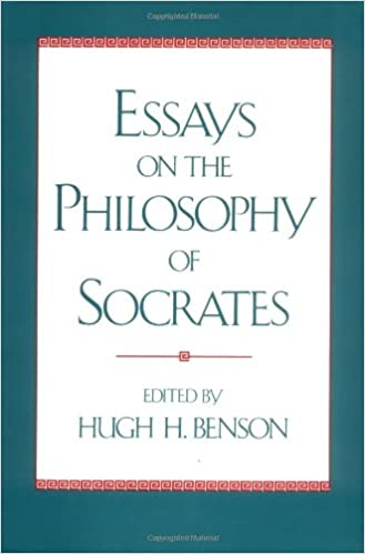 com essays on the philosophy of socrates  essays on the philosophy of socrates 1st edition