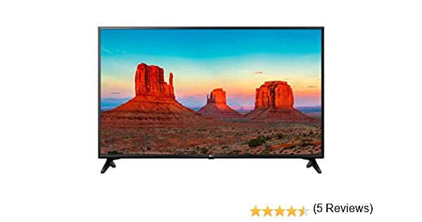 LG 55UK6200 TV LED 55 POLLICI Ultra HD 4K HDR Smart TV Wi-Fi ...
