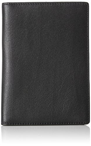 AmazonBasics Leather Blocking Passport Wallet