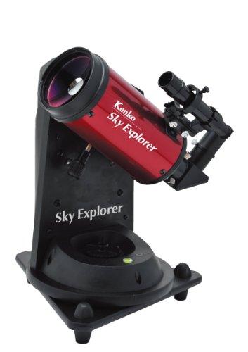 Kenko 天体望遠鏡 Sky Explorer SE-AT90M RD 反射式 口径90mm 焦点距離1250mm 卓上型 自動追尾機能付 SE-AT90M RD