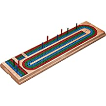 Cribbage Board Wooden