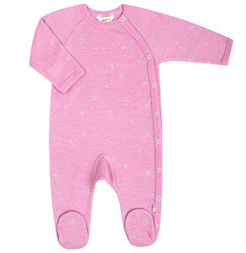 Joha - Pelele - Estrellas - para bebé niña rosa 50 (0 Meses)