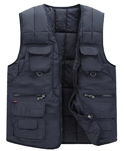 Quilted Thermal Vest - 2