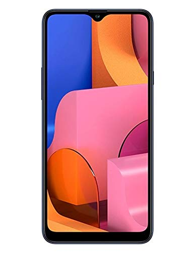 Samsung Galaxy A20S w/Triple Cameras (32GB, 3GB RAM) 6.5″ Display, Snapdragon 450, 4000mAh Battery, US & Global 4G LTE GSM Unlocked A207M/DS – International Model (Blue, 32GB + 64GB SD Bundle)