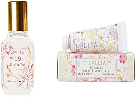Lollia Breathe Petite Handcreme and Little Luxe Parfum