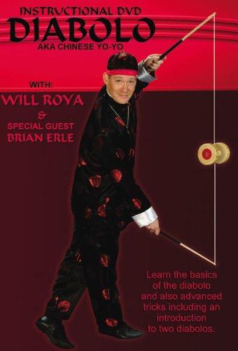- Diabolo Instructional DVD (AKA Chinese Yo-Yo) by Will Roya