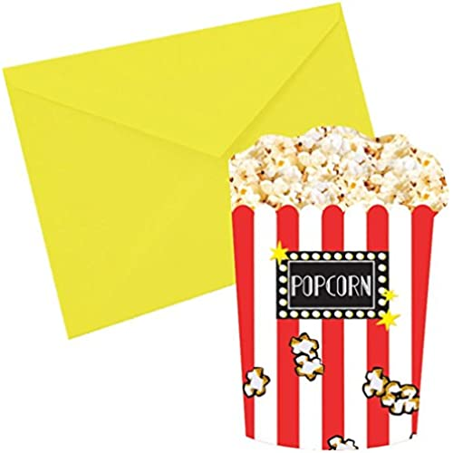 iscream Popcorn Shaped and Scented Notecards Sales