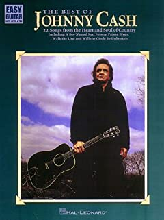 The Best Of Johnny Cash, Easy Guitar Series