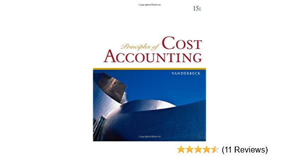 cost accounting creating value for management irwin series in undergraduate accounting