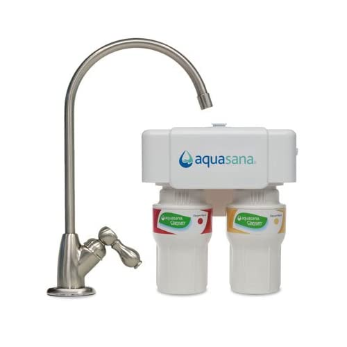 Aquasana 2-Stage Under Sink Water Filter System