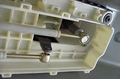 Mini Mania Short Shift KIT Manual Trans - R50/52/53 Cooper & S Thru 09/2003