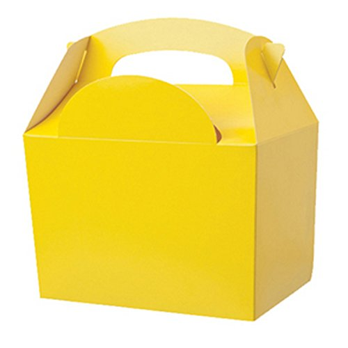 Colpac Party Boxes (One Size) (Yellow) by ColPac