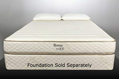 Roma All Latex Mattress (Queen)