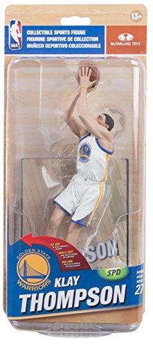 McFarlane Toys NBA Series 27 Klay Thompson Action Figure