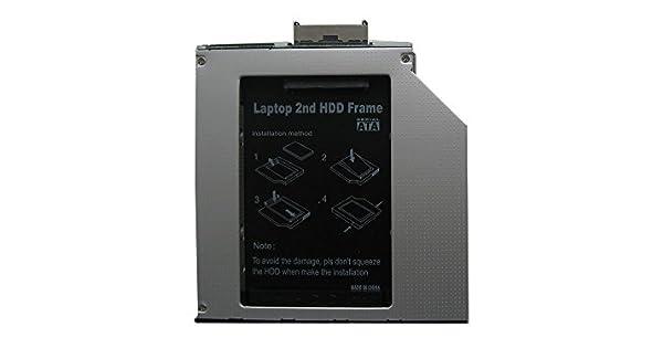 Amazon.com: Genérico 2 nd HDD Caddy – Adaptador de disco ...