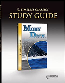 Moby dick study guide sheet