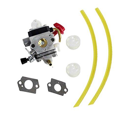 AISEN Pack of Carburetor Carb Gasket Primer Bulb Fuel Line For Stihl models KM100R KM110R KM90R SP90 SP90T FS90K HL90 HL95 HL95K S100RX FS110R FS110X FS110RX -  AI507