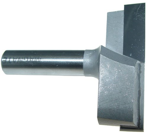 """Magnate 2708 Surface Planing  Router Bit - 2-1/2"""" Cutting Di"""