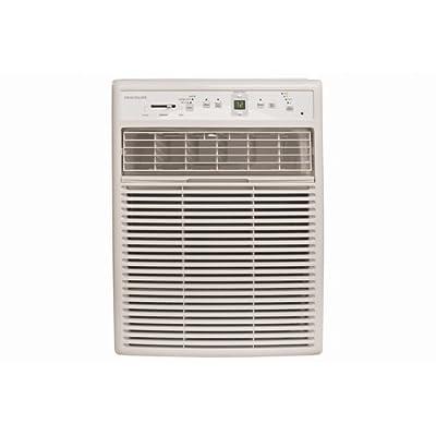 Frigidaire FRA123KT1 12,000 BTU Slider/Casement Air Conditioner with 3 Fan Speeds and 4 Way Air Direc,