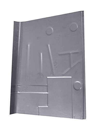 Motor City Sheet Metal - Works With 1957 1958 1959 FORD FAIRLANE GALAXIE RANCHERO PASSENGER SIDE FRONT FLOOR PAN (1958 Galaxie Ford)