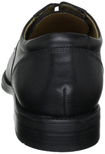 Para Negro De Cordones black Zapatos Federico C9999 V U Geox Hombre Derby w4q0zR