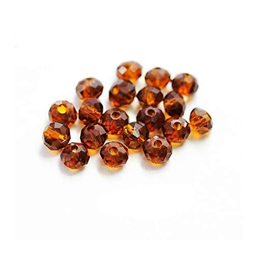 iZasky Crystal Glass Beads 4mm (0.16