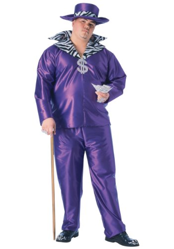 Rubie's Costume Co Big Daddy Costume (70s Themed Costumes)
