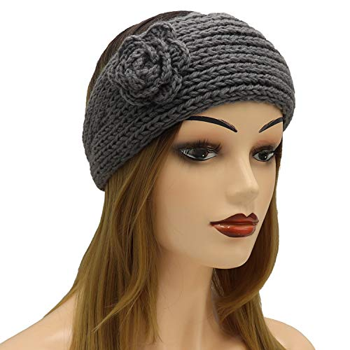 crochet head warmer - 6