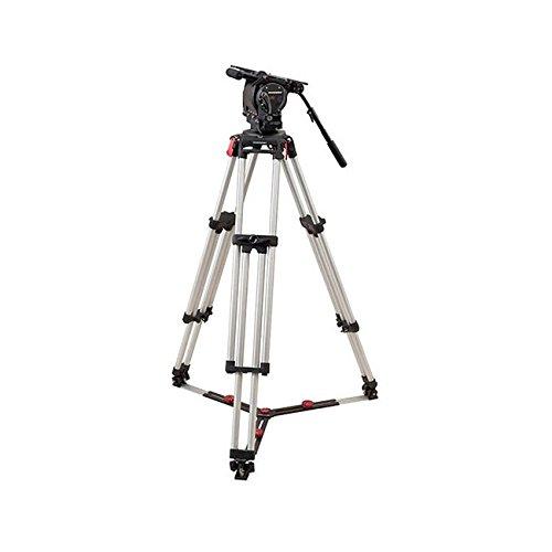 OConnor 120EX Fluid Head & Cine HD Mitchell Top Tripod with Ground Spreader ()