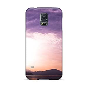 Cute High Quality Galaxy S5 Beautiful Lake View Case